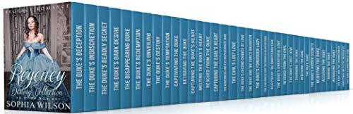 Regency Destiny Collection: 36 Book Box Set