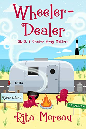 Wheeler-Dealer Ghost & Camper Kooky Mystery Book 1