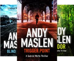 The Gabriel Wolfe Thrillers (12 book series)