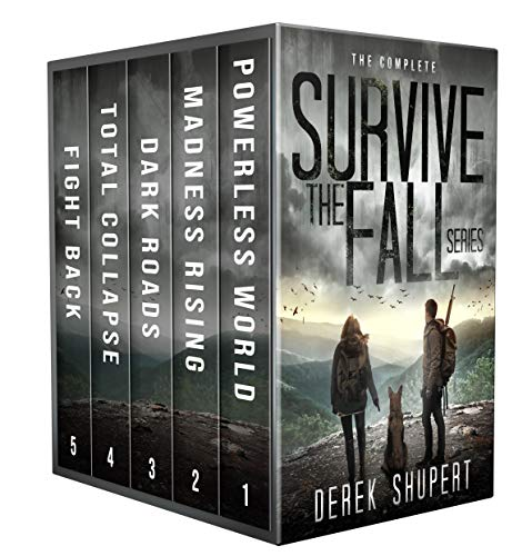 The Complete Survive the Fall Series