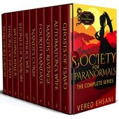 Society for Paranormals Complete Vered Ehsani