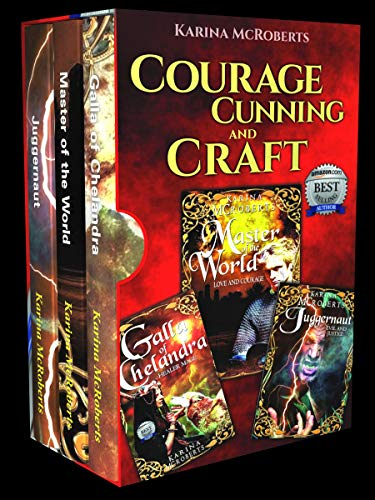 Courage, Cunning, and Craft - a Classic Fantasy Trilogy