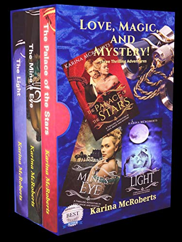 Three Thrilling Adventures in Love, Mystery, and Magic