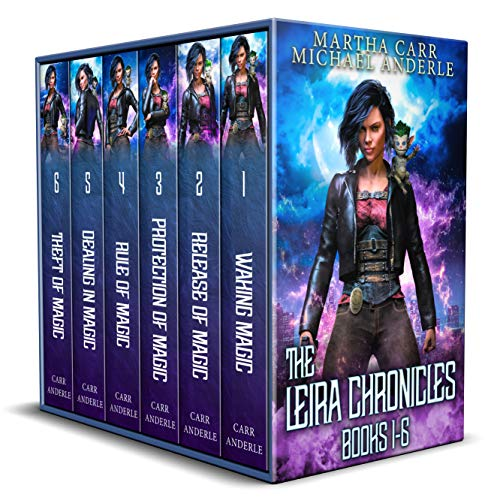 The Leira Chronicles Boxed Set #1: Books 1-6