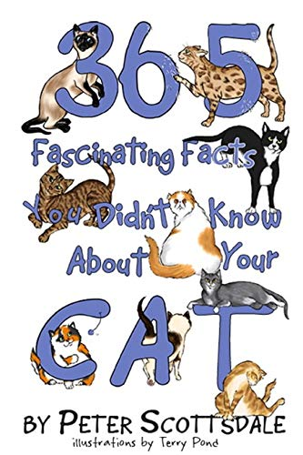 365 Fascinating You Didn't Know About Your Cat