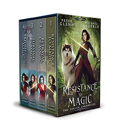 The Sariah Chronicles Complete Series Boxed Set
