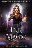 Ink Magic Simone Leigh Martin