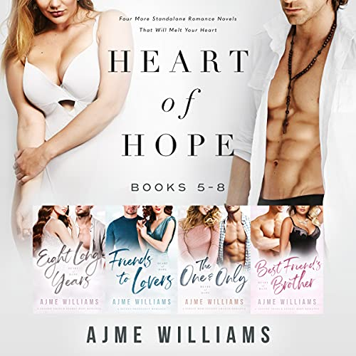 Heart of Hope: Books 5 - 8 (Heart of Hope Box Set Collection)