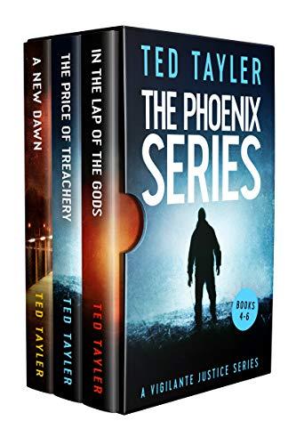 The Phoenix Series: Books 4- 6 (The Phoenix Series Box Set)