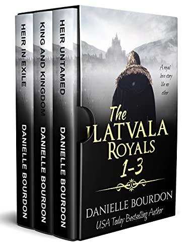 The Latvala Royals Box Set vol 1