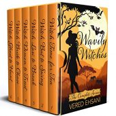 Wavily Witches Complete Series Vered Ehsani