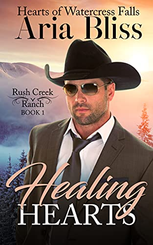 Healing Hearts: A Second Chance at Love Small Town Romance
