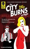 City Burns at Night Roger Alford