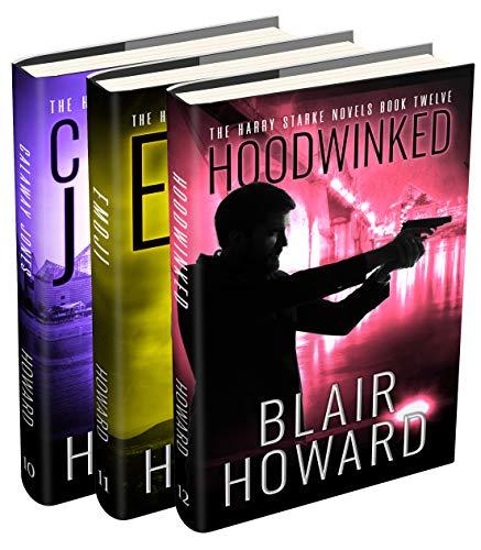 The Harry Starke Series: Books 10 - 12 (The Harry Starke Series Boxed Set Book 4)