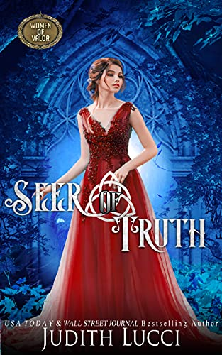 Seer of Truth : A Maura Robichard Action Adventure Psychic Thriller
