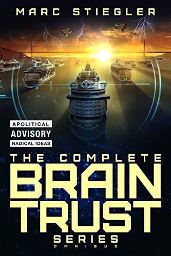 The Braintrust Complete Series Omnibus