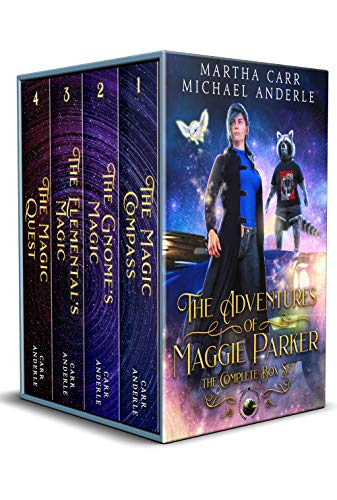 The Adventures of Maggie Parker Complete Box Set