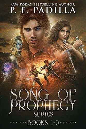 Song of Prophecy Series Box Set: Books 1-3