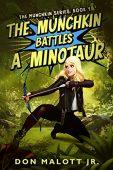 Munchkin Battles a Minotaur Don Malott Jr.