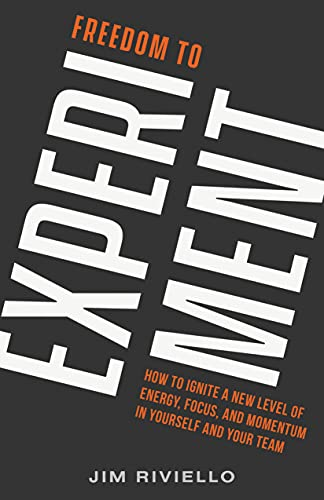 Freedom to Experiment: How to Ignite a New Level of Energy, Focus, and Momentum in Yourself and Your Team