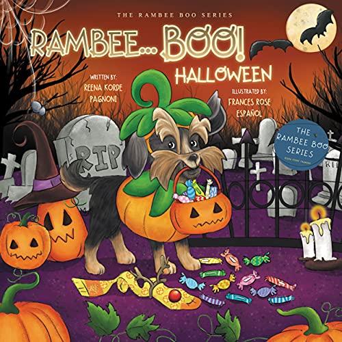 Rambee...Boo! Halloween