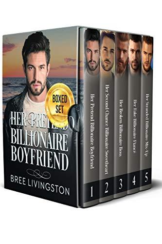 The Clean Billionaire Romance Boxed Set: Five Sweet-Clean Billionaire Romances