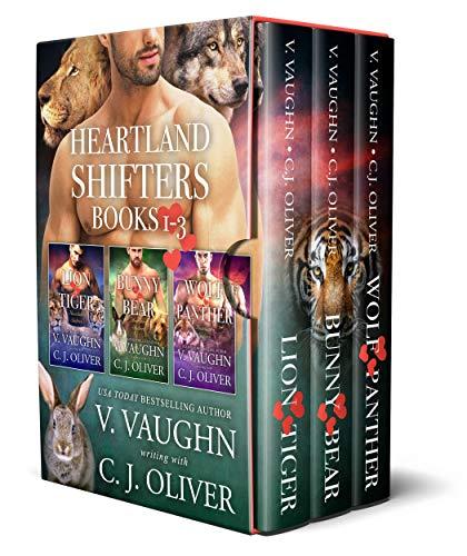 Heartland Shifters Books 1-3 Box Set: True Mate Love Romance