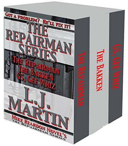 The Repairman Series Volumes 1-3
