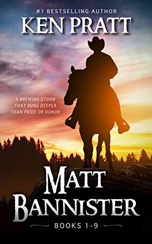Matt Bannister: Books 1-9